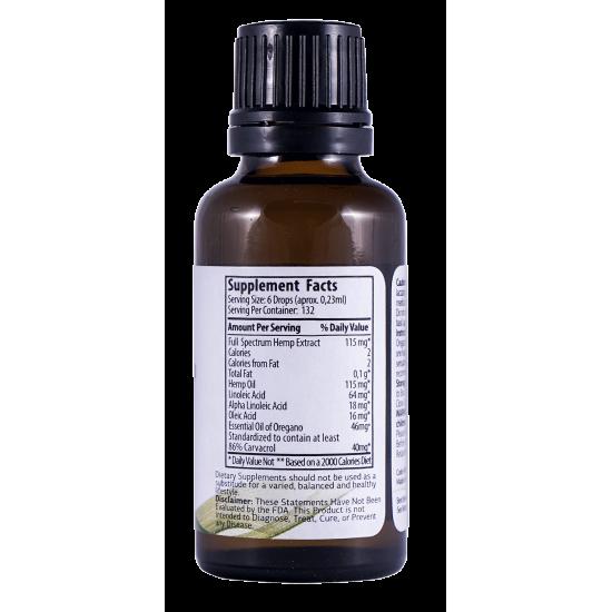 OregaHemp 1 X 30 ml