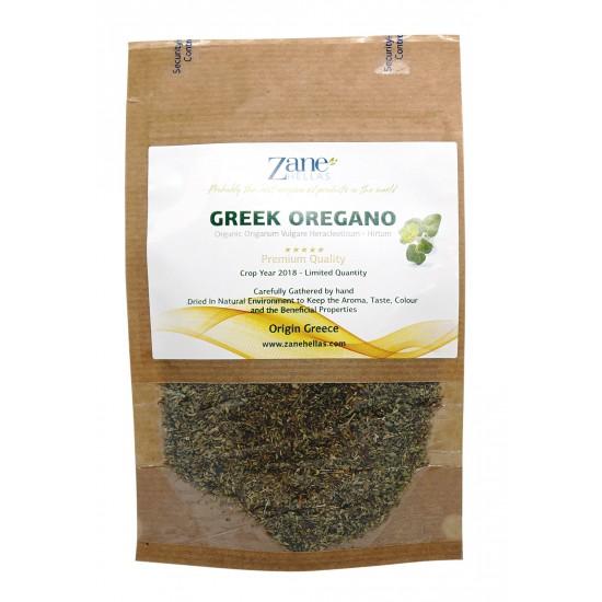 DRIED OREGANO 40gr Greek Wild & Organic