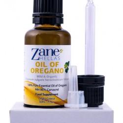 Oregano Oil, 86% Carvacrol, 1 X 30 ml